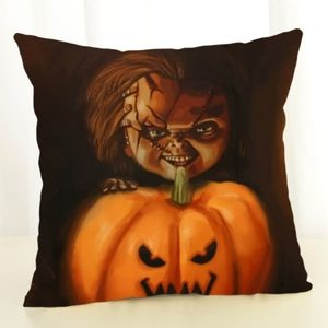 Child's Play Chucky Halloween Pillow